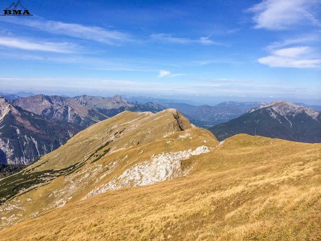 wandern erfurter Hütte-  Rofan Maurach am achensee