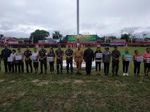Pangdam XIII Merdeka Membuka Opster TNI TA 2019 di Talaud