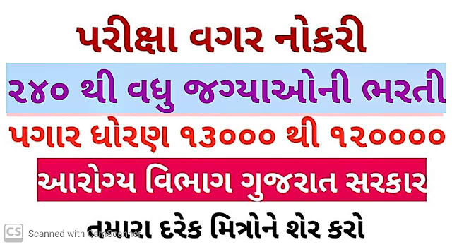 Surat Municipal Corporation (SMC) Recruitment for 224 Nurse, Ward Boy & Aaya Posts 2020