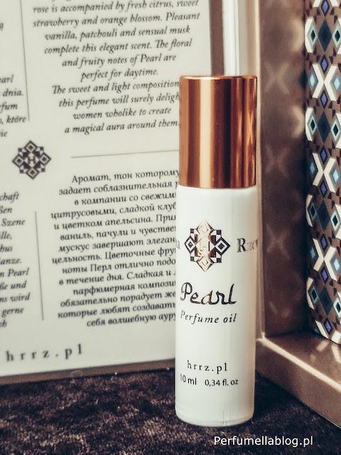 hrabina rzewuska pearl perfumy 2021