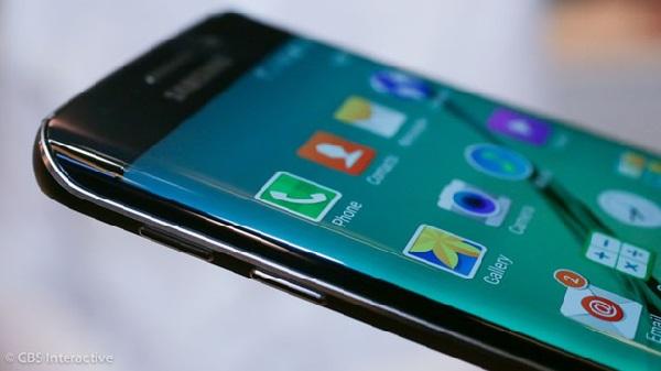 Thay mặt kính Samsung Galaxy S6 Edge