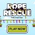 لعبة الألغاز Rope Rescue مهكرة للأندرويد - تحميل مباشر