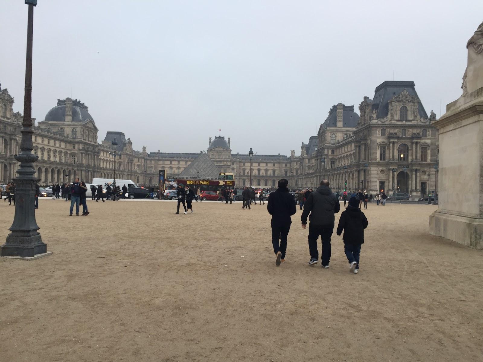 Louvre Museum @ Paris