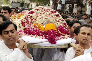 Last juerny of Dhirubhai Ambani