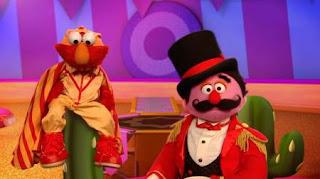 Sesame Street Elmo The Musical Circus the Musical