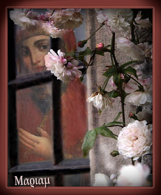 ΜΗΝΥΜΑ ΤΗΣ ΠΑΝΑΓΙΑΣ  Mάθετε να προσεύχεστε αδιάλειπτα και με την ... b8b6114bae3