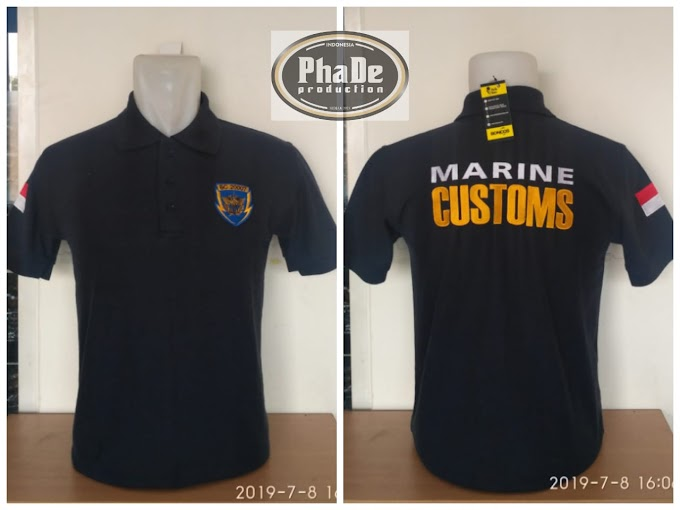 POLO MARINE CUSTOMS BEACUKAI BATAM