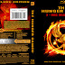 The Hunger Games 3-Disc Deluxe Edition Bluray Cover