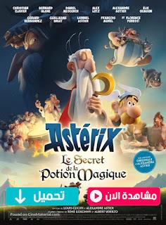 مشاهدة وتحميل Asterix:The Secret of the Magic Potion 2018 مترجم عربي