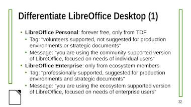 LibreOffice Personal e Enterprise: arrivano i chiarimenti del Consiglio di Amministrazione
