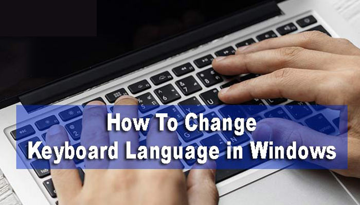 computer me language change kaise kare