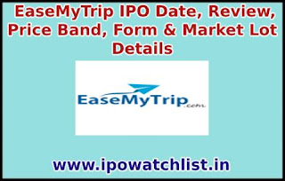 easymytrip ipo detail