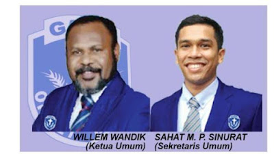 DPP GAMKI Tegaskan Tidak Terlibat dalam Polemik Partai Demokrat