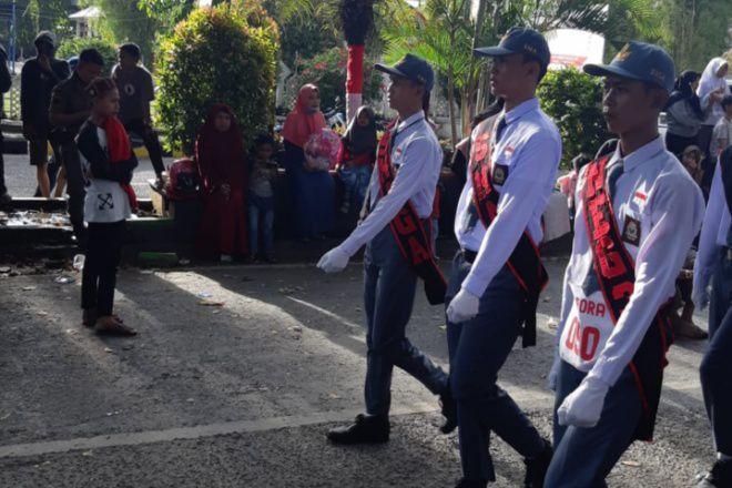 Daftar Sekolah Juara Lomba Gerak Jalan Indah Tingkat SMA/SMK di Bone