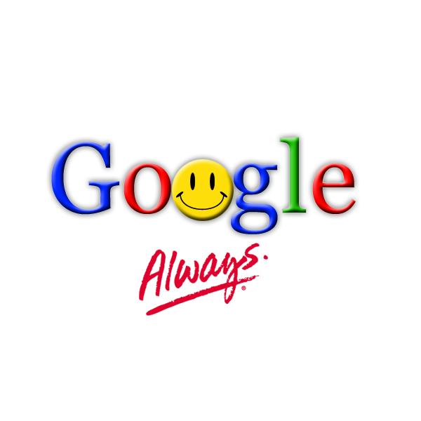 Google Sitemap Tool: Stay Cool. Forever Young.: Google's Various Logo