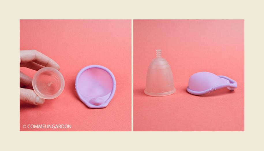 Diaphragme contraceptif comment le mettre - Comment mettre une coupe menstruelle ...