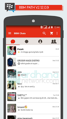 Preview BBM Path V2.12.0.9