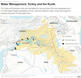 Turkish dam won't impact Iraq's water supply