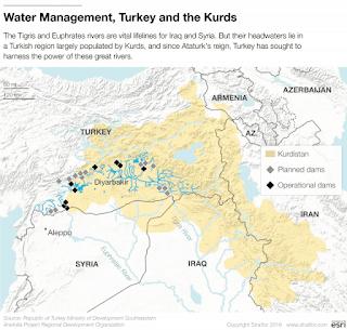 Turkish dam won't impact Iraq's water supply
