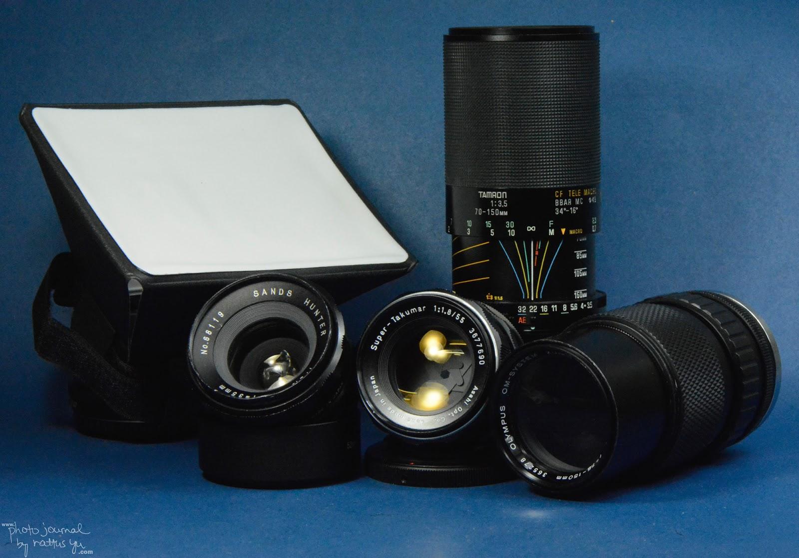 Vivitar 28-85mm f/2.8-3.8