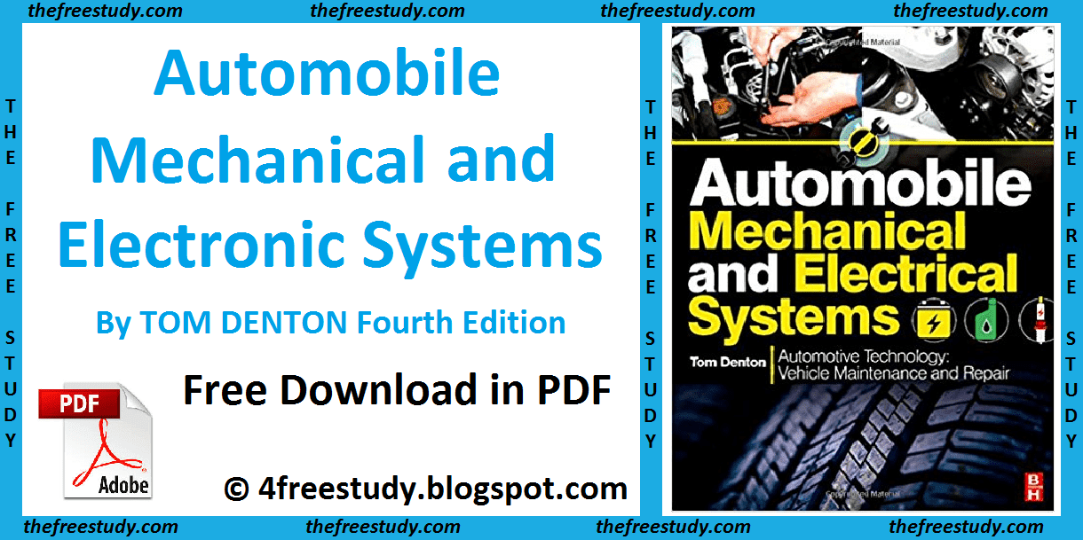 automobile mechanical and electrical system pdf