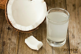 8  SUPER HEALTH BENEFITS OF DRINKING COCONUT WATER 1