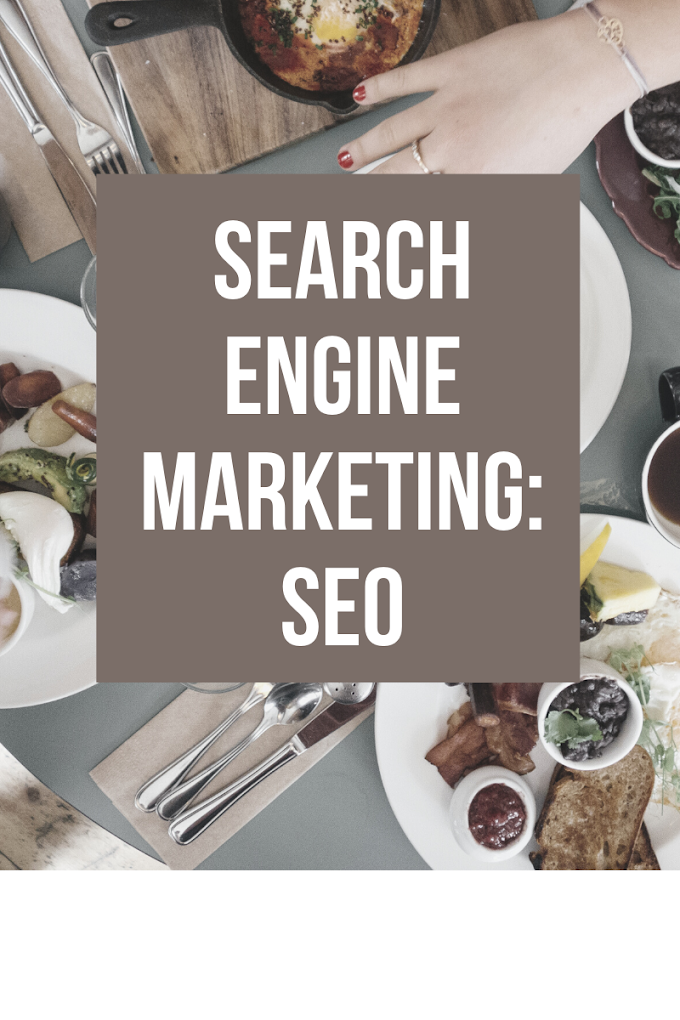 Search engine marketing: SEO