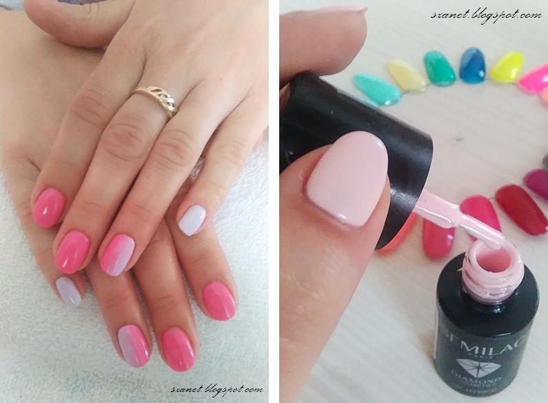 manicure hybrydowy,nail art
