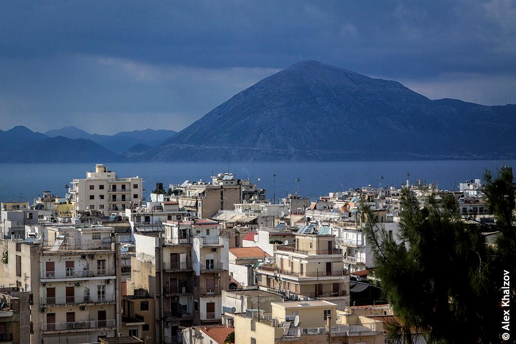 гора в Греции