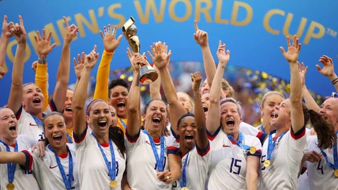 Women's World Cup: United States defeats Netherlands 2-0 to win fourth World Cup