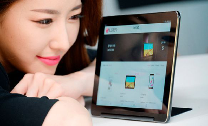 LG G Pad III 10.1 With Snapdragon 617 Is Now Official
