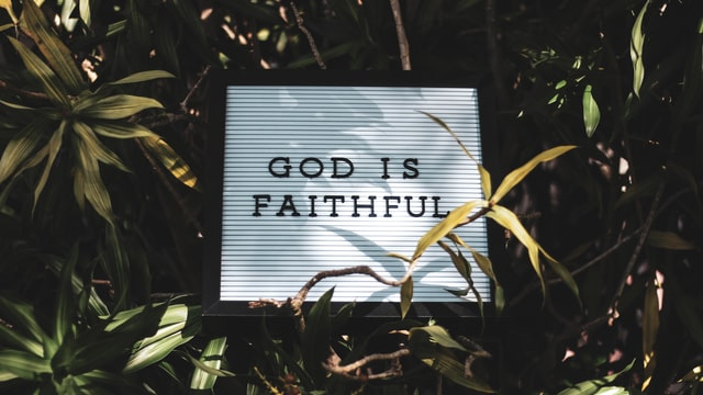 faith in god | faith of jesus verses