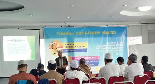 Masjid yang Gagal Membangun Generasi