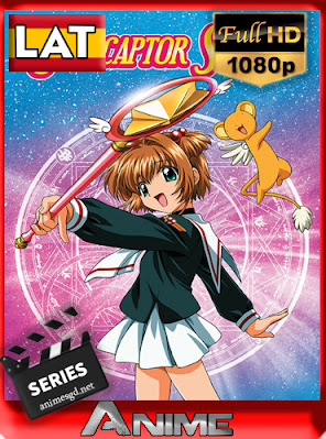 Card Captor Sakura [70/70] BDRip [Latino] [1080p] [GoogleDrive] AioriaHD