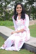 Ritu Varma dazzling in white n white-thumbnail-5