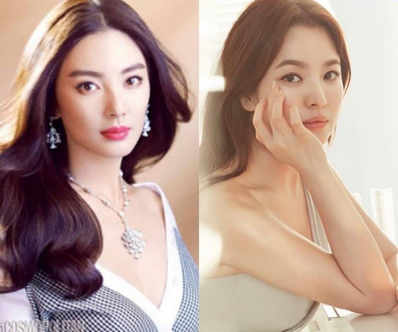 Những sao Hoa - Hàn giống nhau như anh chị em 'thất lạc' - Ảnh 6