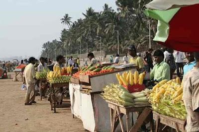 Mumbai Juhu chaupati