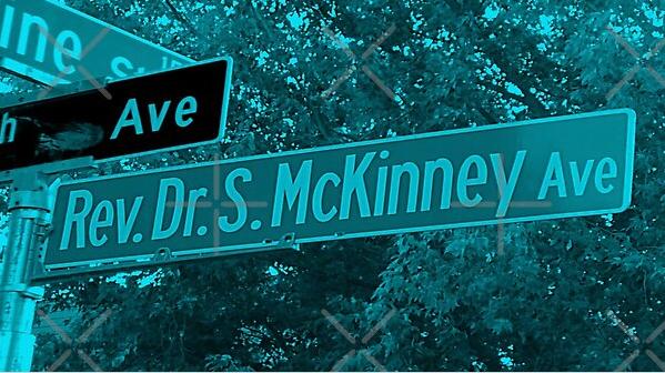 Rev. Dr. S. McKinney Avenue, Seattle, Washington by Mistah Wilson