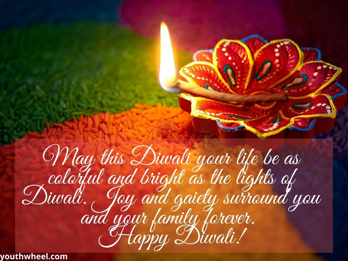 Deepawali is on 14th november 2020, send friends wishes