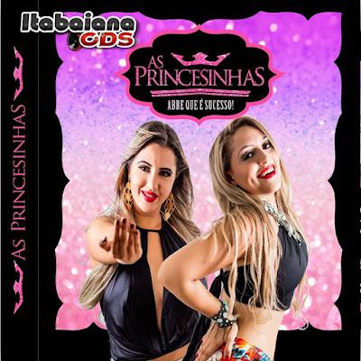As Princesinhas - CD Promocional 2016 - Para Paredão