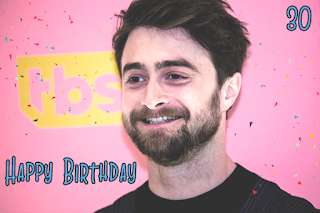 Updated: Happy Birthday Daniel Radcliffe! (30!)