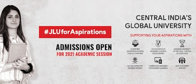 Jagran Lakecity University Commences Admissions for Session 2021