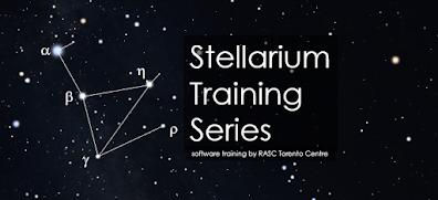 the Stellarium Training Series