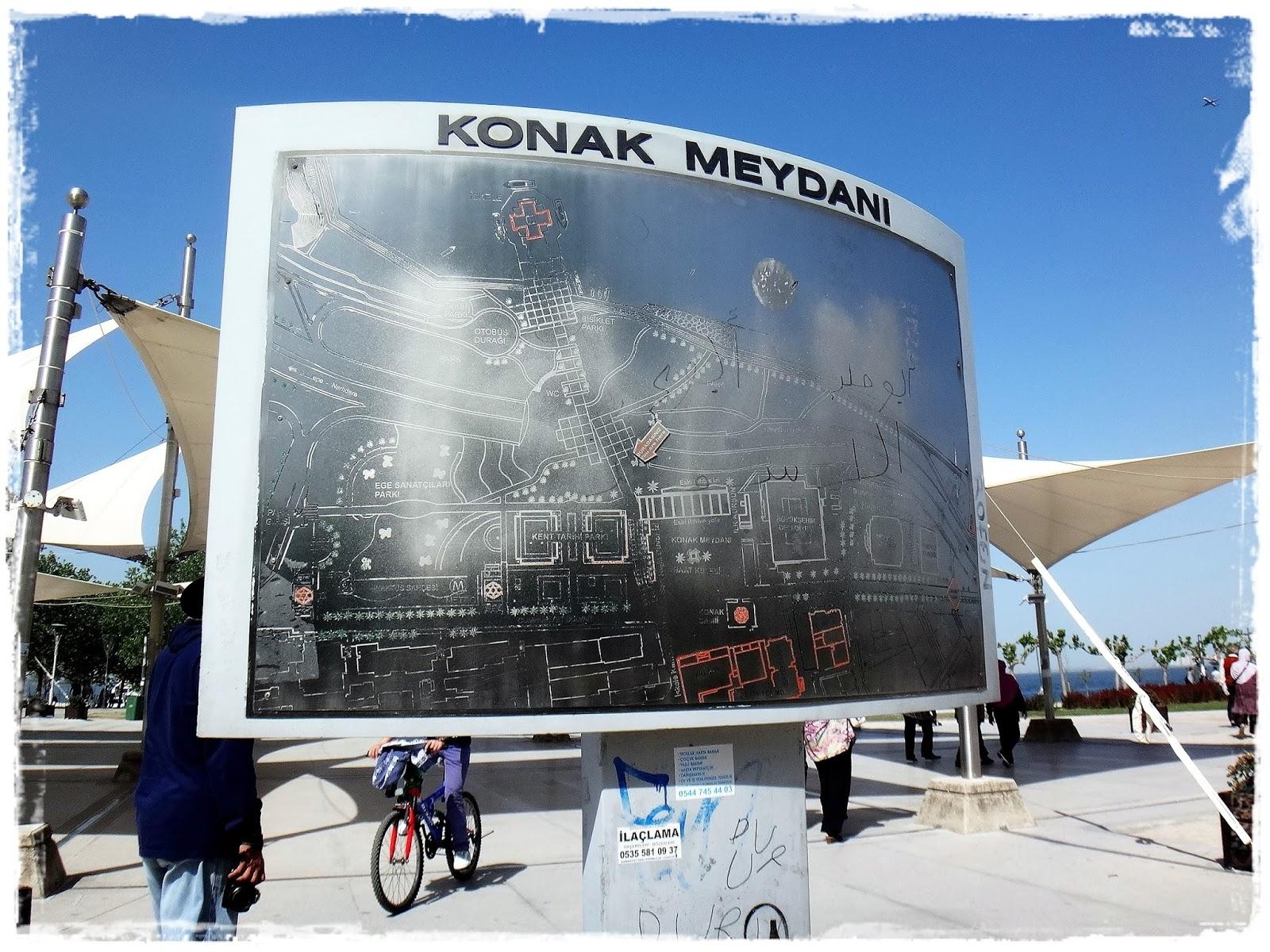 A travellers reflection: Izmir, Turkey