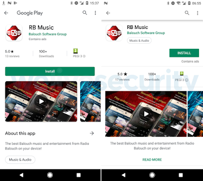 AhMyth   - rb - Open-Source Spyware AhMyth Spreading Via Google Play Store App
