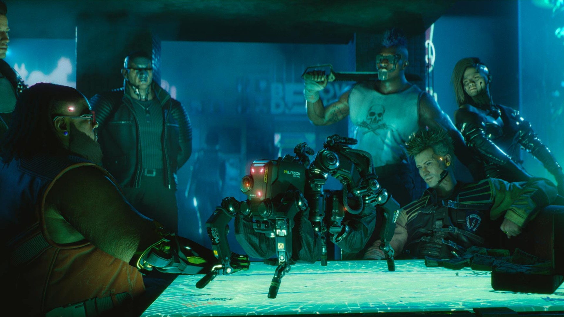 Cyberpunk 2077 guide. How to join a gang?