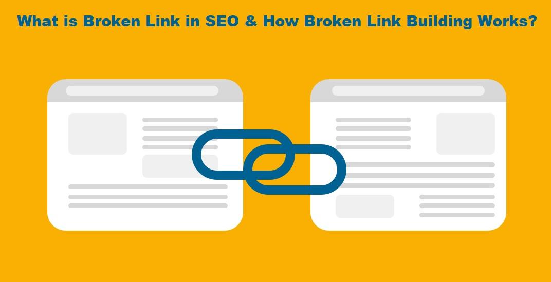 What is Broken Link in SEO