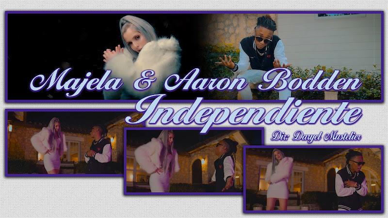 Majela & Aaron Bodden - ¨Independiente¨ - Videoclip - Director: Daryel Mustelier. Portal Del Vídeo Clip Cubano