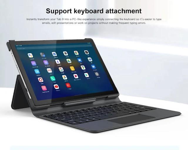Blackview Tab 9 ΄Eρχεται το πρώτο tablet με Doke OS +Διαγωνισμός από την Blackview