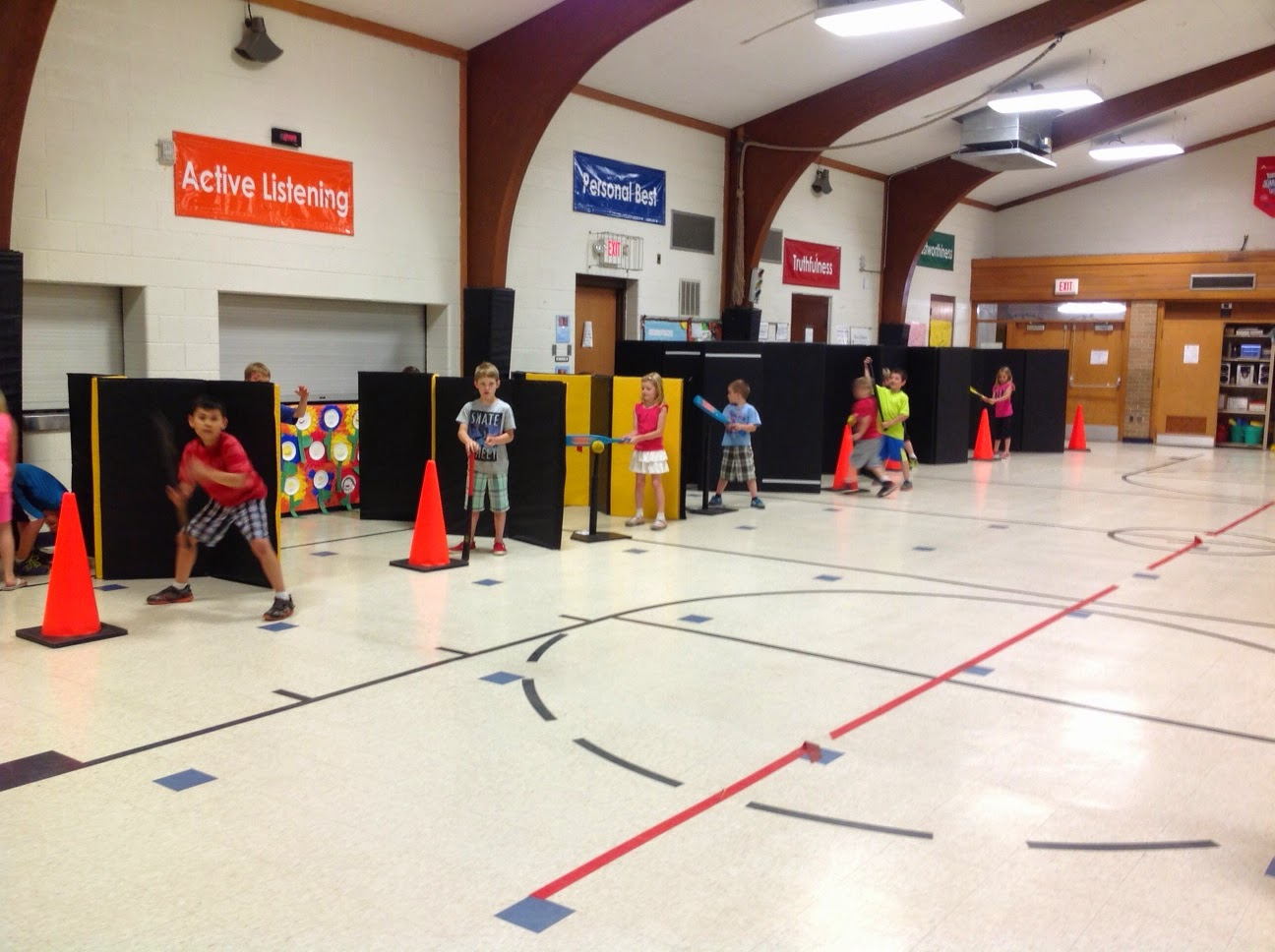 Carly S Pe Games P E Activities For Elementary Special